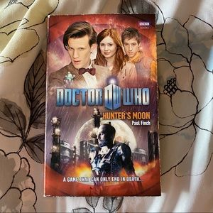 VARIETY of Doctor Who books